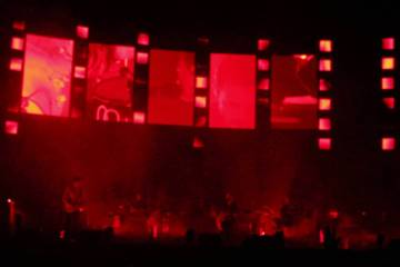 Radiohead - Burn The Witch @ NOS Alive 2016 - Palco NOS