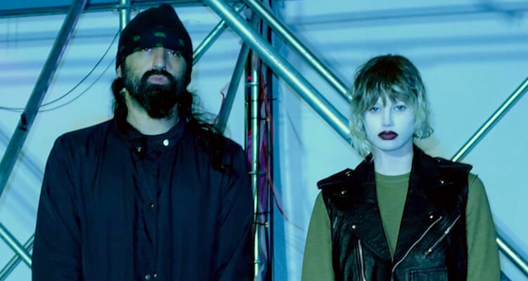 Crystal Castles - Fleece
