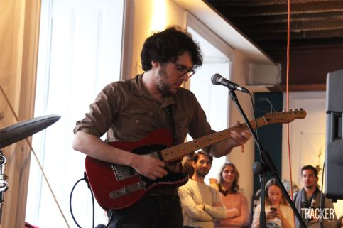 Alek Rein @ Lost Collective, Sofar Sounds Lisbon