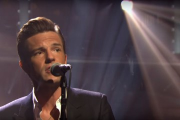 brandon flowers when we were young