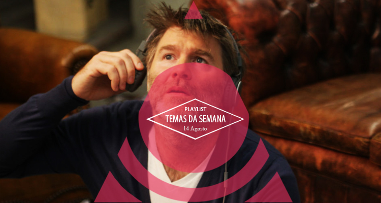 James Murphy is dancing in our house