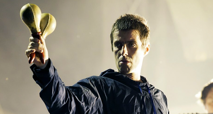 Liam Gallagher For What It's Worth