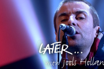 Liam Gallagher Jools Holland