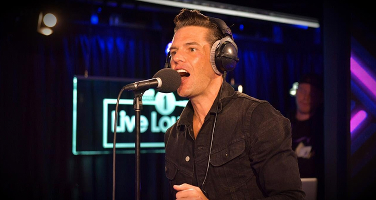 The Killers In The Live Lounge BBC1