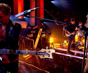 Grizzly Bear - Mourning Sound - Later… with Jools Holland