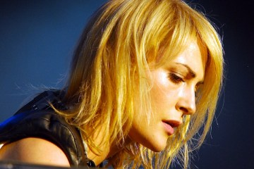 Emily Haines LCD Soundsystem