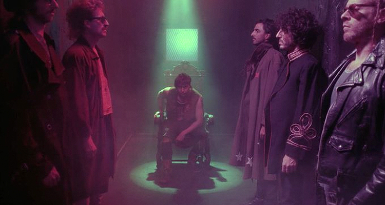 Julian Casablancas + The Voidz teaser video still
