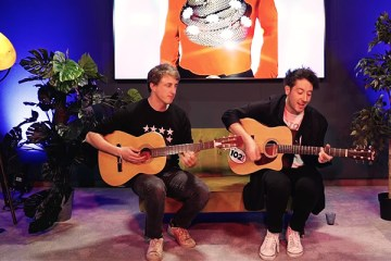 The Wombats Acoustic
