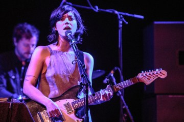 Sharon Van Etten new songs in LA