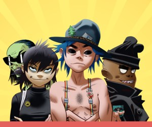Gorillaz - Fire Flies