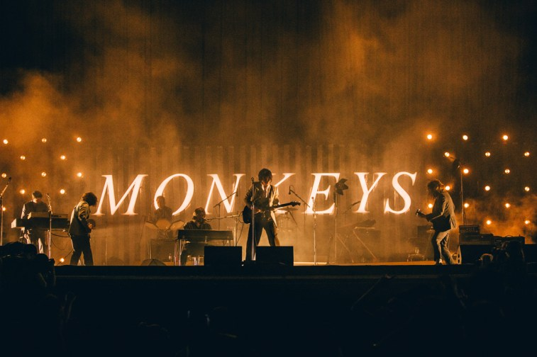 Arctic Monkeys @ NOS Alive 2018 by Arlindo Camacho