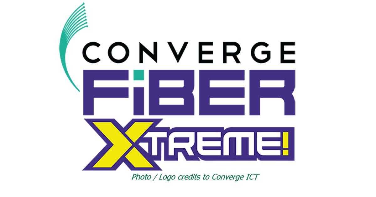 Converge Fiber Xtreme logo