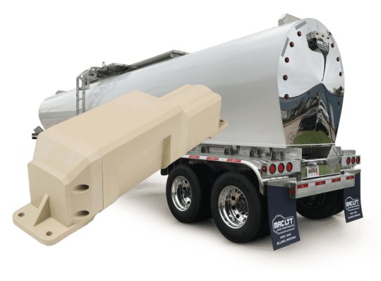 TTU-730 with fuel tank container