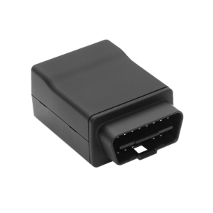 OBD II device for vehicle and driver tracking.