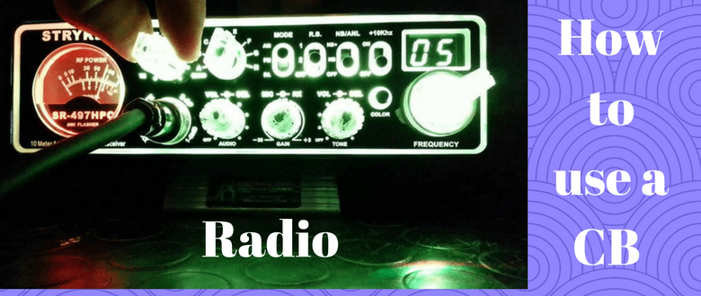 How to Use a CB Radio