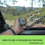 HOW TO USE A CB RADIO ON THE ROAD