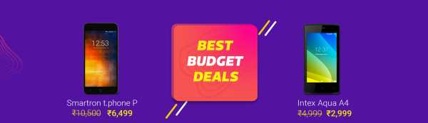 Best Budget Deals on Mobiles 1