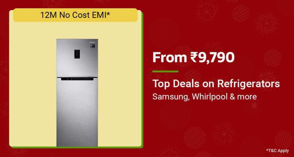 Deals on Refrigerators