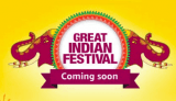 Amazon Great Indian Festival Sale 2018 – Dates, Offers, Diwali Sale