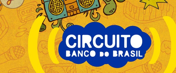 Circuito Banco do Brasil 2013- Shows - 1 - 15jul13