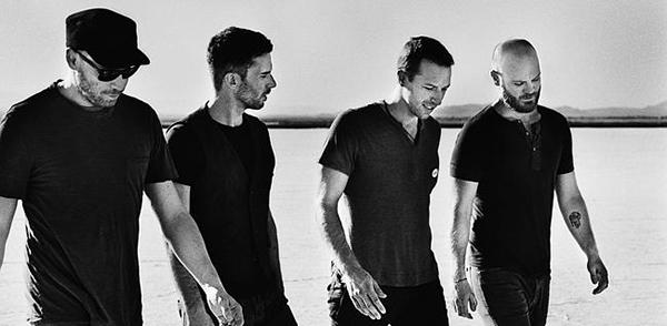 Coldplay - Topo Oficial 1