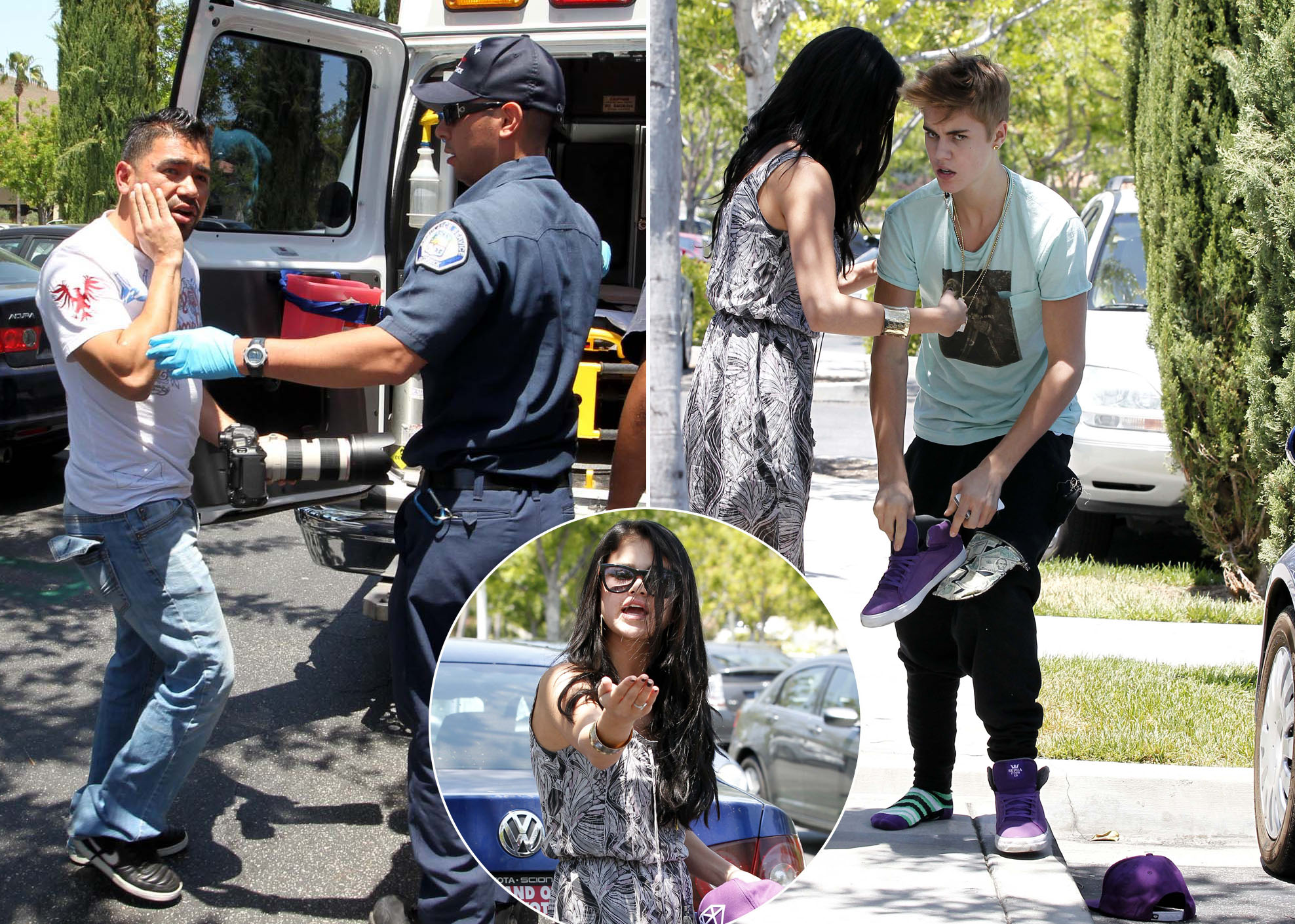 Justin 'The Biebs' Bieber Goes Bonkers On A Photog Totally Losing It In Public