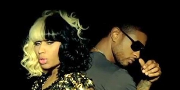 Usher e Nicki Minaj