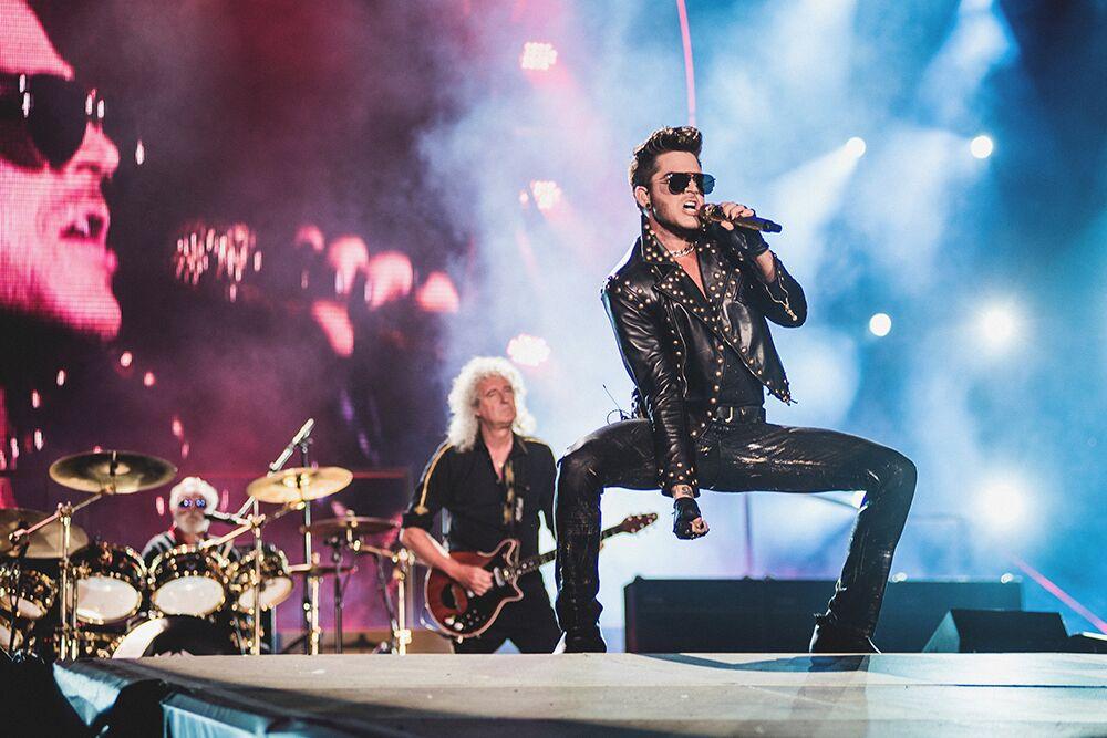 queen rock in rio