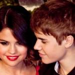 Selena Gomez foi ao show do cantor Justin Bieber em Los Angeles