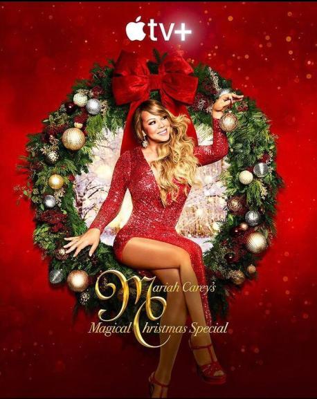 Mariah Carey na produção natalina