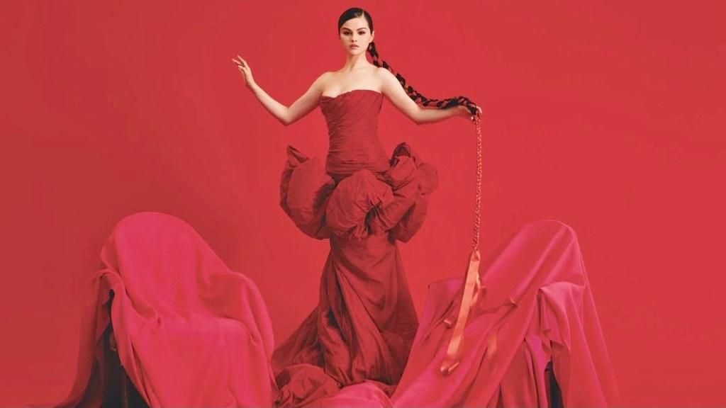 Selena Gomez álbum espanhol
