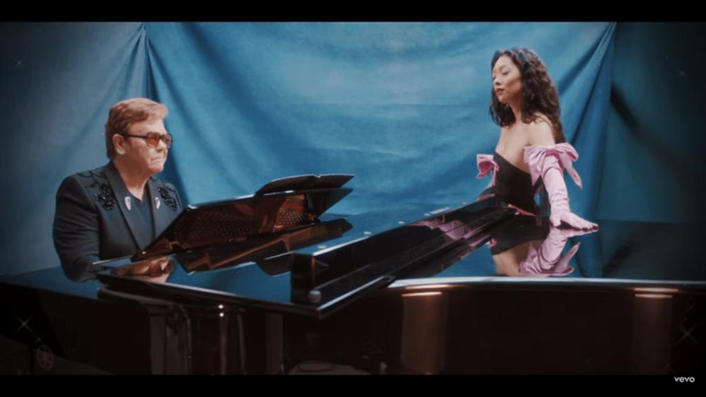 parcerias Elton John