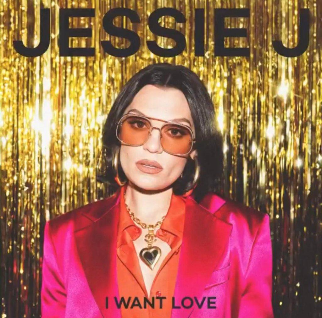 jessie j i want love