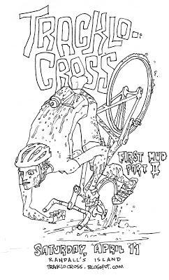 tracklocross 2009 flyer