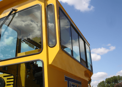 Cab Window Extension