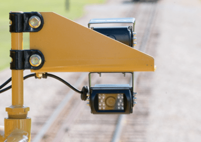 Camera – Rail Line of Sight