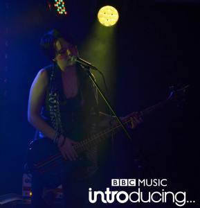 photo by Tom Girard, BBC Introducing
