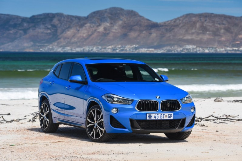 BMW X2 in SA | On Location