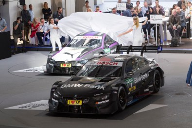 BMW DTM Car Lounge ©Martin Hangen