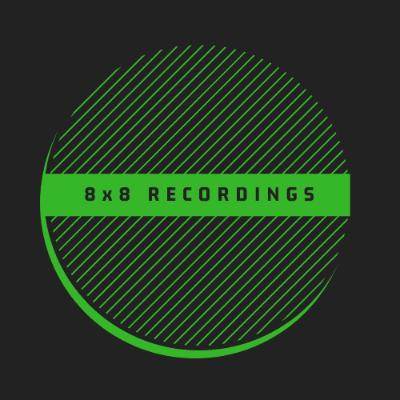 logo 8x8 Recordings