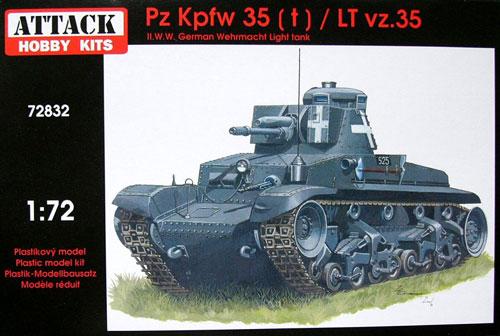 Pz.Kpfw. 35(t) / LT vz.35 - Click Image to Close