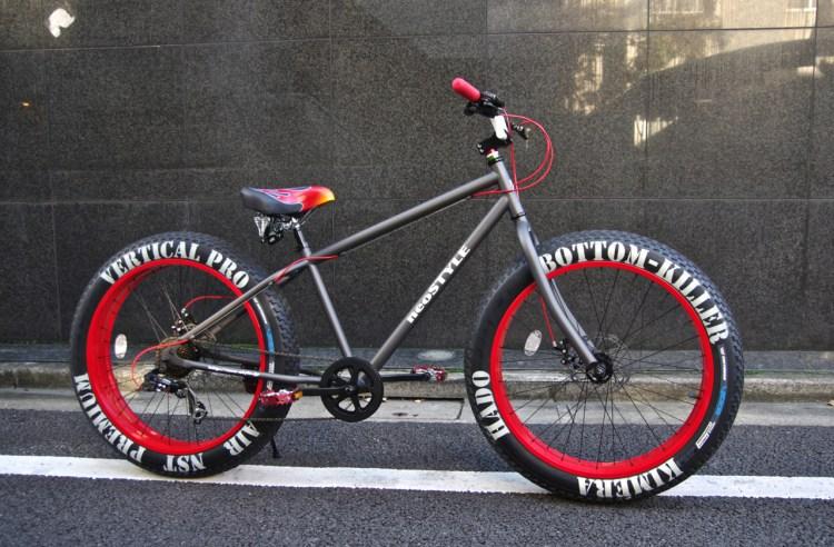 bronx,4.0dd,fatbike,ファットバイク,カスタム