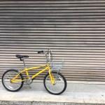 カリフォルニアンバイク,BMX,街乗り,スタンド,お洒落,かわいい
