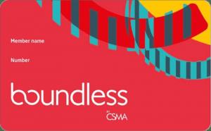 Boundless CSMA