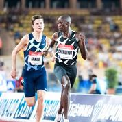 The Stockholm diamond league - Jakob Ingebrigtsen