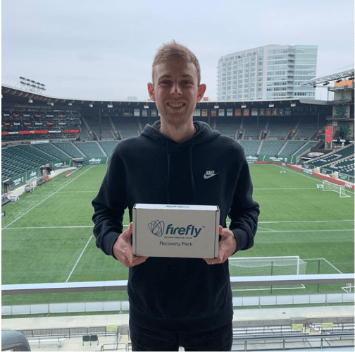 Galen rupp firefly - the best recovery for runners