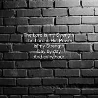 Jehovah Tsori: The Lord our Strength | @ryanmw92 @trackstarz