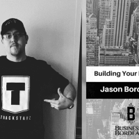 New Podcast:! Building Your Platform | @jasonbordeaux1 @trackstarz