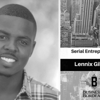 New Podcast:! Lennix Gibson | Serial Entrepreneur | @jasonbordeaux1 @trackstarz