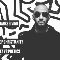 New Podcast:! How to Survive Thanksgiving, Leaving a Legacy, the Business of Christianity, Swizz Beatz vs Poetics: 11/17/18